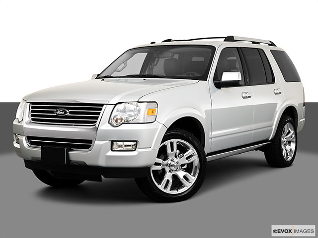 2010 Ford Explorer Limited SUV V-6 cyl