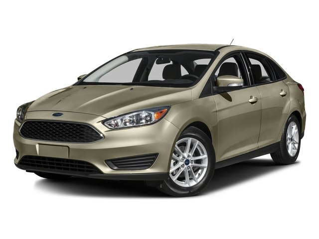 Pre-Owned 2016 Ford Focus SE FWD Sedan