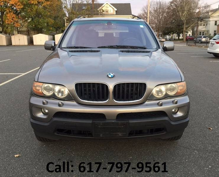 2006 BMW X5 AWD 3.0i 4dr SUV