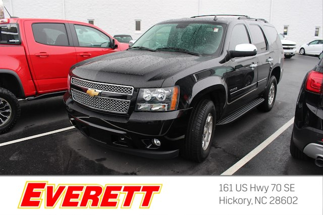 Certified Pre-Owned 2013 Chevrolet Tahoe LT 4x4 4WD