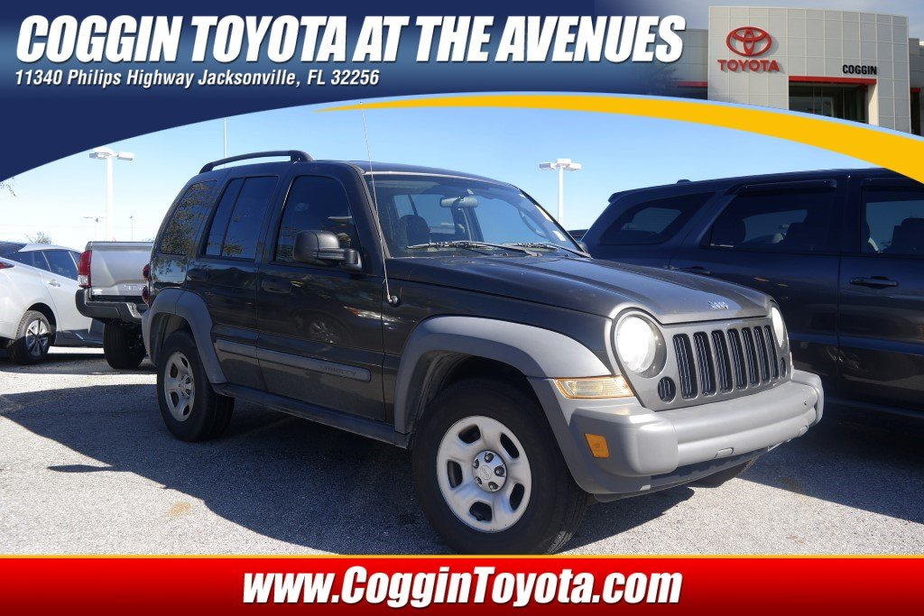 Pre-Owned 2005 Jeep Liberty Sport SUV 4x4 in Jacksonville FL