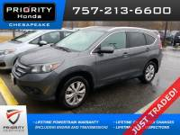 Certified Pre-Owned 2014 Honda CR-V EX-L SUV in Chesapeake, VA, near Virginia Beach
