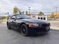 2004 BMW Z4 2.5i 2dr Roadster