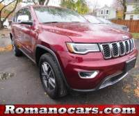 2017 Jeep Grand Cherokee Limited 4x4 SUV in Syracuse