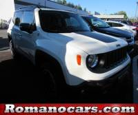 2016 Jeep Renegade Trailhawk 4x4 SUV in Syracuse