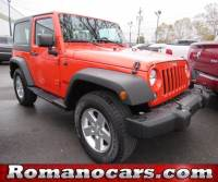 2015 Jeep Wrangler Sport 4x4 SUV in Syracuse
