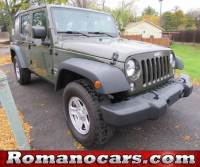 2016 Jeep Wrangler Unlimited Sport 4x4 SUV in Syracuse