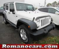 2014 Jeep Wrangler Unlimited Sport 4x4 SUV in Syracuse