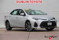 Certified Pre-Owned 2017 Toyota Corolla SE Sedan in Dublin, CA