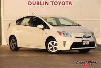 Certified Pre-Owned 2013 Toyota Prius Two Hatchback in Dublin, CA