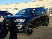 2017 Ford Explorer AWD Police Interceptor 4dr SUV