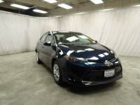 Certified Pre-Owned 2017 Toyota Corolla LE For Sale in Sunnyvale, CA