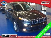 Certified Used 2015 Jeep Cherokee Latitude FWD SUV in Toledo