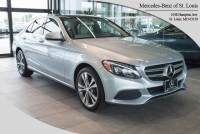 Pre-Owned 2015 Mercedes-Benz C-Class C 300 4MATIC Sedan For Sale St. Louis, MO