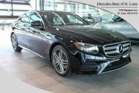 Pre-Owned 2017 Mercedes-Benz E-Class E 300 4MATIC Sedan For Sale St. Louis, MO