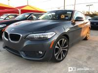 2015 BMW 228i Coupe 228i w/Track Handling Coupe in San Antonio