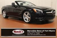 2014 Mercedes-Benz SL-Class SL 550 2dr Roadster in Fort Myers