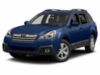 Certified Pre-Owned 2014 Subaru Outback 2.5i Limited w Moonroof SUV in Ventura, CA