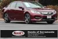 Pre Owned 2017 Honda Accord Sedan Sport CVT PZEV
