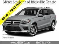 Certified Pre-Owned - 2015 Mercedes-Benz GL GL 550 4MATIC® SUV