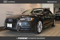 Certified Pre-Owned 2017 Audi A6 2.0 TFSI Premium Plus quattro AWD Sedan in Mentor, OH