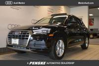 Certified Pre-Owned 2018 Audi Q5 2.0 TFSI Premium SUV in Mentor, OH