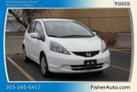 Pre-Owned 2013 Honda Fit 5dr HB Auto FWD 4dr Car
