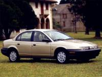 1997 Saturn Saturn SL Manual Sedan