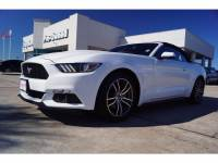 2016 Ford Mustang RWD EcoBoost Premium Convertible in Baytown, TX