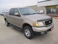 2002 Ford F-150 4dr SuperCrew XLT 4WD Styleside SB