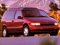 Pre-Owned 1995 Nissan Quest XE FWD Passenger Van
