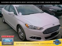 Certified Pre-Owned 2015 Ford Fusion SE Sedan I-4 cyl in Ashland, VA