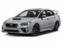 Used 2017 Subaru WRX STi For Sale Near Portland Maine