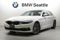 Certified Pre-Owned 2017 BMW 530i xDrive For Sale in Seattle