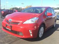 Pre-Owned 2014 Toyota Prius v Two FWD 5D Wagon