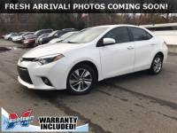 Pre-Owned 2015 Toyota Corolla LE ECO Plus With Navigation