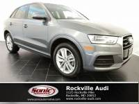 Certified Used 2017 Audi Q3 2.0T SUV in Rockville, MD