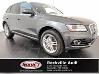 Certified Used 2015 Audi Q5 3.0T SUV in Rockville, MD