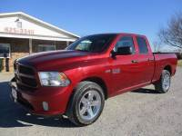 2014 RAM Ram Pickup 1500 4x4 Tradesman 4dr Quad Cab 6.3 ft. SB Pickup