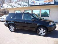 2004 Acura MDX AWD Touring 4dr SUV w/Entertainment System