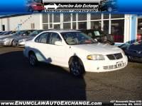 2006 Nissan Sentra 1.8 S 4dr Sedan w/Automatic