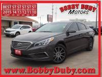 2017 Hyundai Sonata 2.4L - Hyundai dealer in Amarillo TX – Used Hyundai dealership serving Dumas Lubbock Plainview Pampa TX