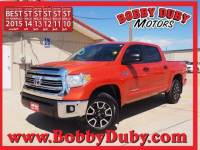 2016 Toyota Tundra 4WD Truck - Toyota dealer in Amarillo TX – Used Toyota dealership serving Dumas Lubbock Plainview Pampa TX