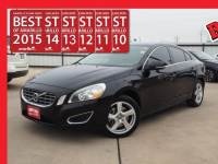 2013 Volvo S60 - Volvo dealer in Amarillo TX – Used Volvo dealership serving Dumas Lubbock Plainview Pampa TX