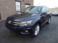 2013 Volkswagen Tiguan AWD SE 4Motion 4dr SUV w/Sunroof and Navigation (ends 1/13)