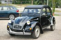 1981 CITROEN 2CV BLACK BEAUTY