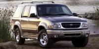 2000 Ford Explorer 4dr XLT 4WD SUV