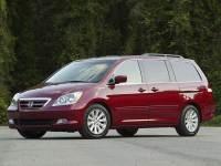 2005 Honda Odyssey 4dr EX-L Mini-Van w/Leather