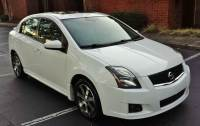 2012 Nissan Sentra SR-Limited Edtn 2.0 SR 4dr Sedan