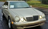 2001 Mercedes-Benz E-430 SPORT PKG E 430 4dr Sedan